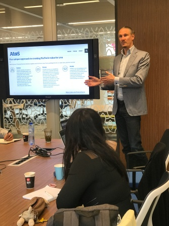 Training at Atos Amstelveen March 28th, 2019