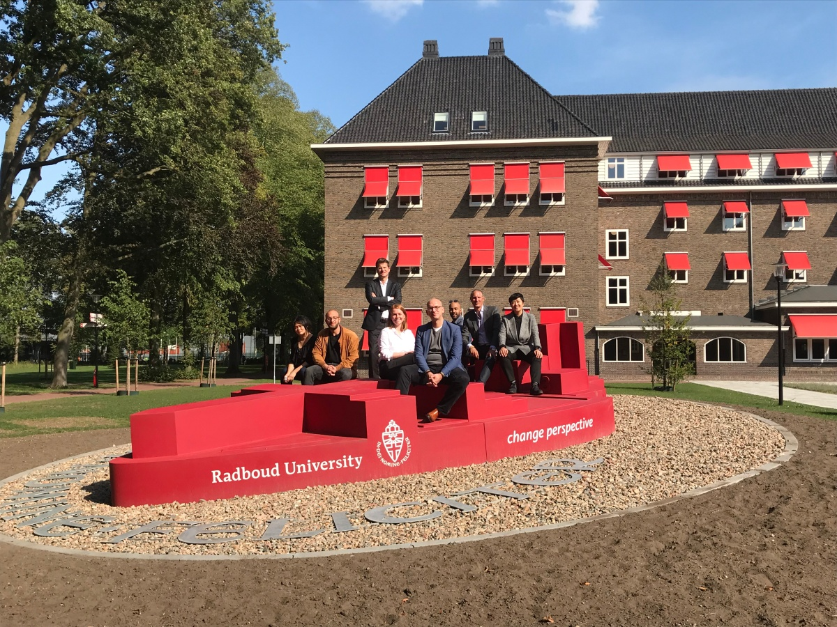 All Fellows Onboard – First FINDER Symposium at Radboud University